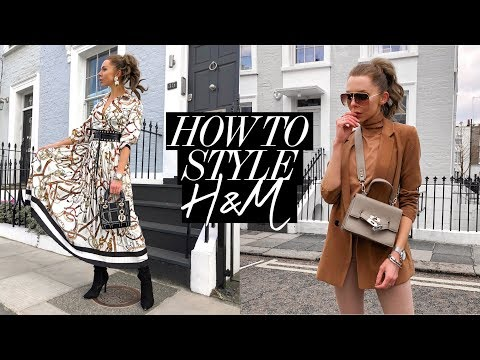 H&M HAUL & TRY ON // February 2019 // Everyday high street fashion!