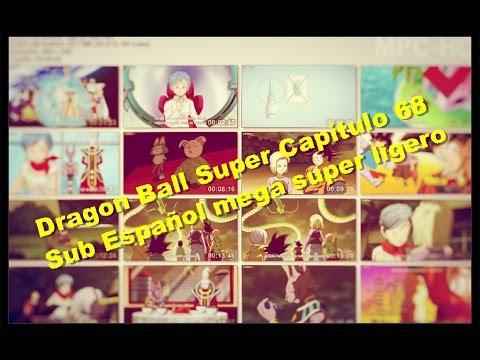 Dragon Ball Super Capítulo 68 Sub Español mega super ligero