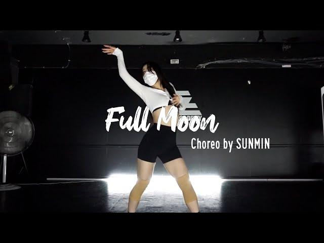 EZDANCE I 잠실점 I 이지댄스 I 선미 - '보름달(Full Moon)' Choreo by SUNMIN