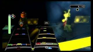 LEGO Rock Band Xbox 360 Gameplay - Rock Power