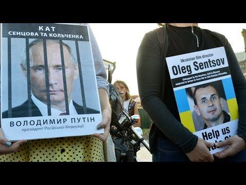Картинки по запросу Путин и Сенцов - фото
