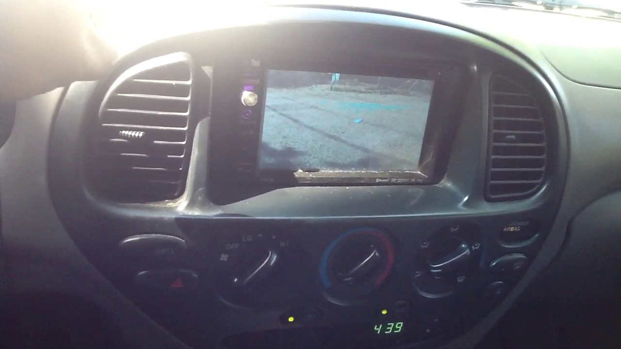 2006 Toyota Tundra  Dual Bluetooth Touchscreen  Double Din