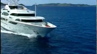 L'Amnésia, le yacht le plus luxueux du monde !