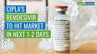 India's Sovereign Pharma Dispatches First Batch Of Remdesivir To Cipla