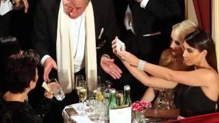 vuclip KIM KARDASHIAN : Vienna Ball Scandal -- Man In Blackface Revealed (2/27/14)