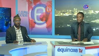 THE 6PM NEWS FRIDAY 14th JUNE 2019 - EQUINOXE TV