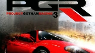 Review of Project Gotham Racing 3 for Xbox 360