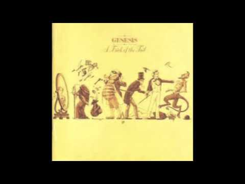 A Trick Of The Tail - Genesis [Full Album]