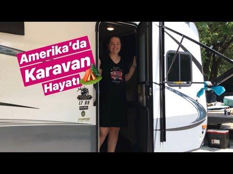 Amerika'dan Karavan Aldık 🇺🇸