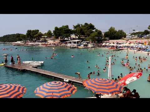 Ksamil beach 2017  Saranda Albania