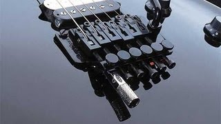 How to install the EVH D-Tuna
