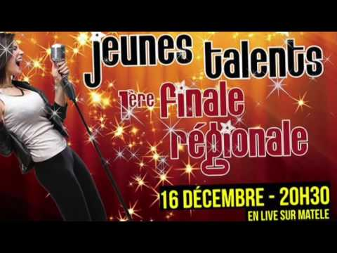 Finale Régionale Nuit des Jeunes Talents 2016 Teaser