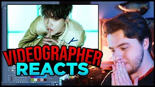 Gambar cover Videographer reacts to BTS (방탄소년단) MAP OF THE SOUL : 7 'Interlude : Shadow' Comeback Trailer