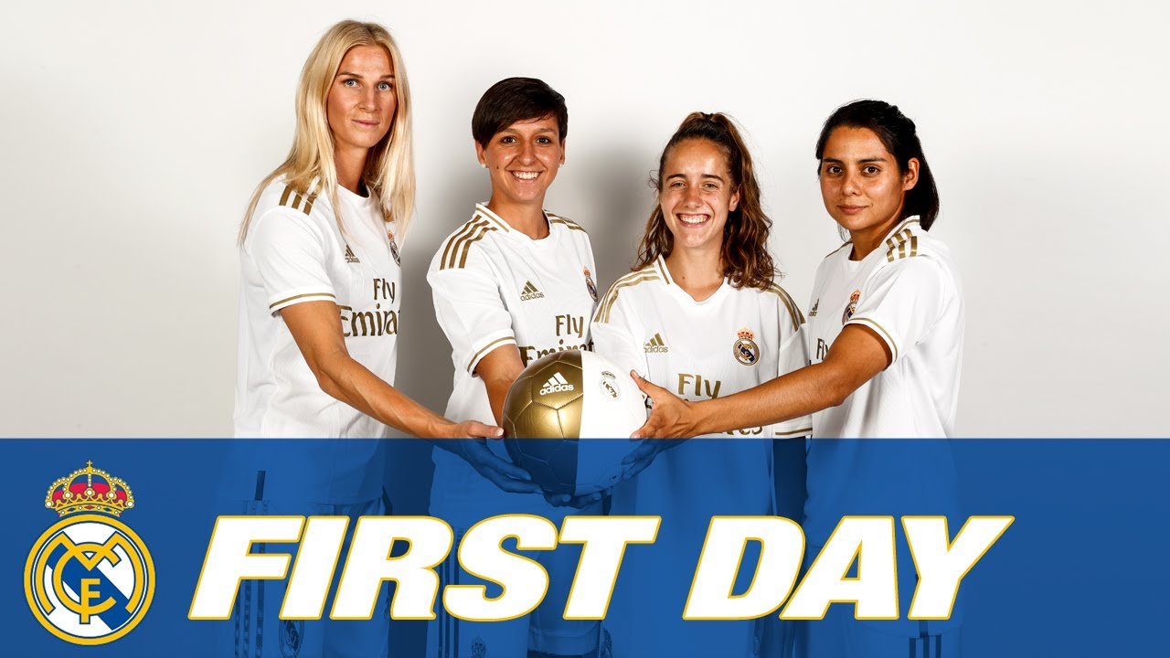 ⚽📽️ BEHIND THE SCENES | Meet the Real Madrid women's team!