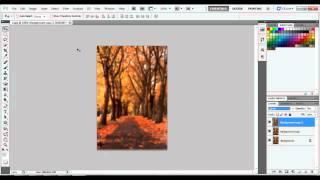 Магическа картина с Photoshop - Art Media Урок