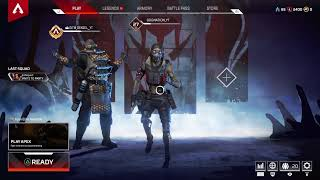APEX LEGENDS*NEW SEASON 2 UPDATE*LIVE!!