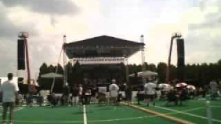 Last  Warning Live from Atwood Stadium 08 15 2009