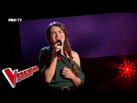 Lacramioara Bradoschi - Don't You Remember   Auditiile Pe Nevazute   Vocea Romaniei 2018