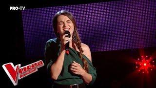 Lacramioara Bradoschi - Don't You Remember | Auditiile pe nevazute | Vocea Romaniei 2018
