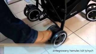 Детская коляска Kiddy City n Move(Купить детскую коляску и детское автокресло вы можете на сайте: http://www.mommart.ru/ Доставка по Москве, Московской..., 2014-03-16T11:23:44.000Z)