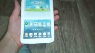 Samsung galaxy tab 3 7.0 из бумаги
