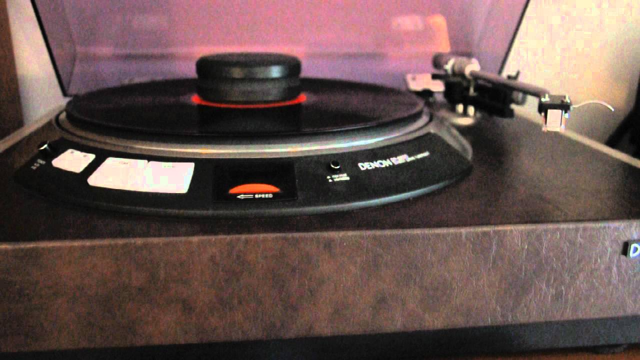 Direct Drive Turntables Denon DP-6700, DP-5000, Micro Seiki DDL-60 and  Technics SP15