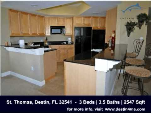Destin Real Estate - St. Thomas, Destin, FL