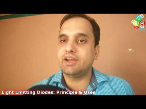 Light Emitting Diodes: Usage, Principle & Indian Scenario