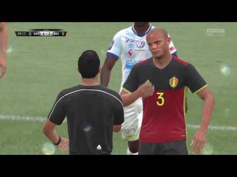 Retro FIFA Mega World Cup Group E - Liberia vs Belgium