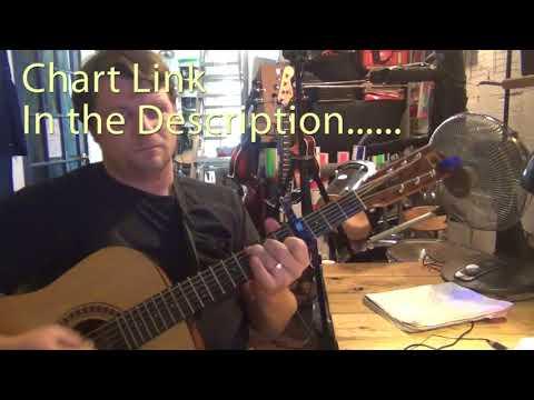 Bartender (REHAB) Guitar Chord Chart - Capo 4th