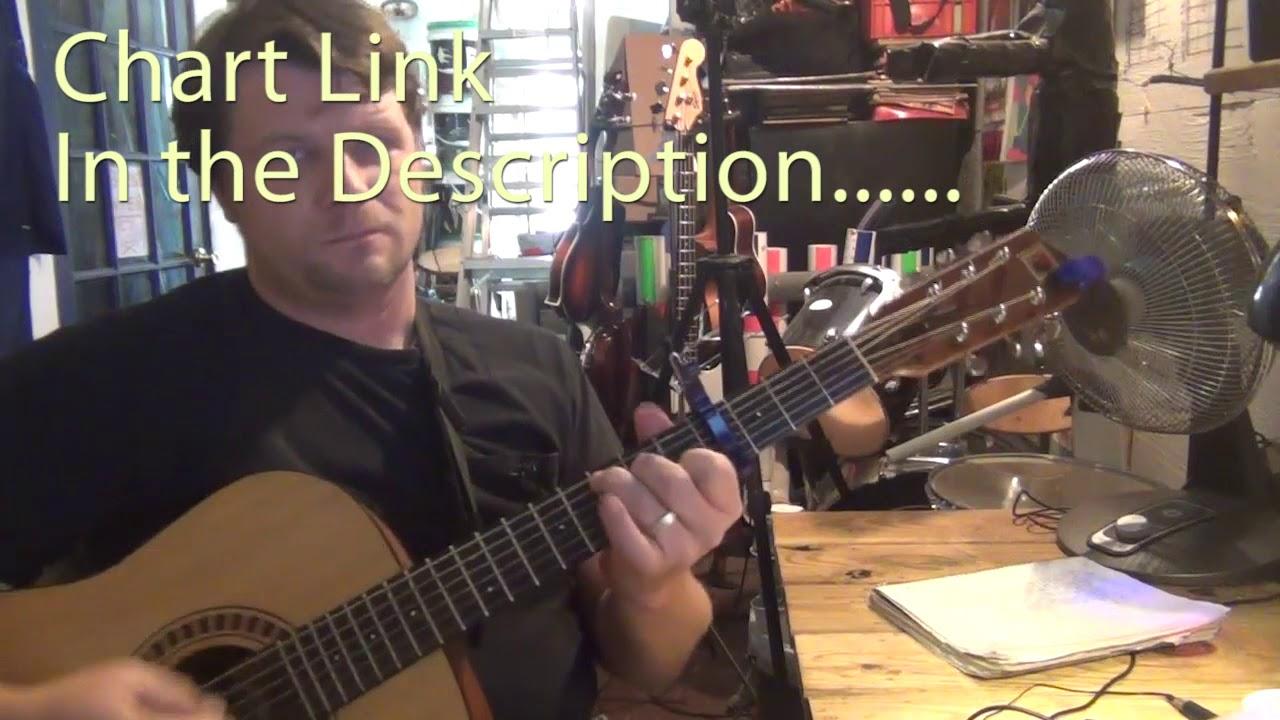 Bartender Rehab Guitar Chord Chart Capo 4th Youtube