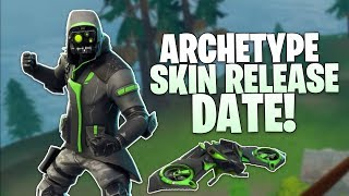 "Fortnite ARCHETYPE Skin RELEASE DATE! How To Get NEW ""Archetype"" Skin in Fortnite"
