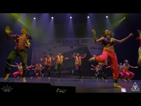 Michigan Manzil | LEGENDS Bollywood Dance 2017  | [@VIBRVNCY Front Row]
