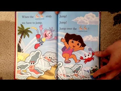 Story - Dora and the Baby Crab