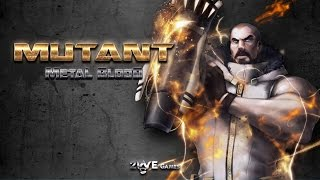 Mutant: Metal Blood - обзор (Review) мобильной игры для Android