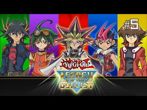 Twitch Livestream | Yu-Gi-Oh! Legacy of the Duelist Part 5 [