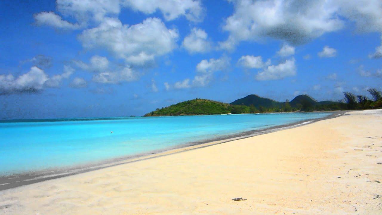 Jolly Beach St John Antigua In Full Hd