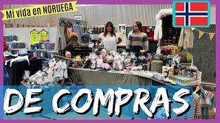 Mercado de Artesanías y Segunda Mano - DE COMPRAS - Mexicana en NORUEGA ♥ Pame Koselig