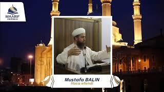 Mustafa Balın Hoca yılbaşı sohbeti imamı rabbani hz  komşu kıssası