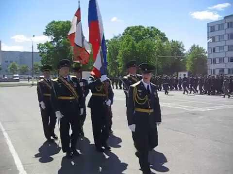 Присяга 27 05 2017г   202 зенитно ракетная бригада  ПВО г Наро Фоминск