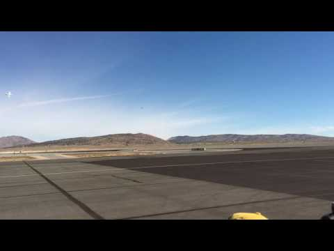 Reno - jet pass-by