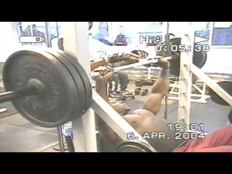 smith machine chest workout