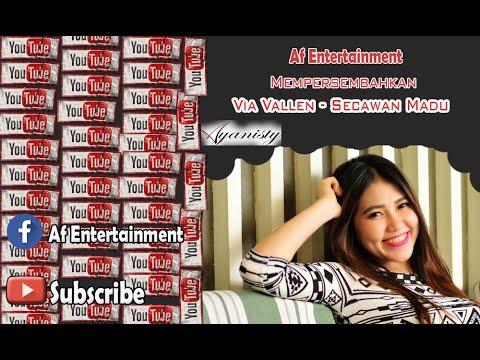 Via Vallen - Secawan Madu (Official Music Video)