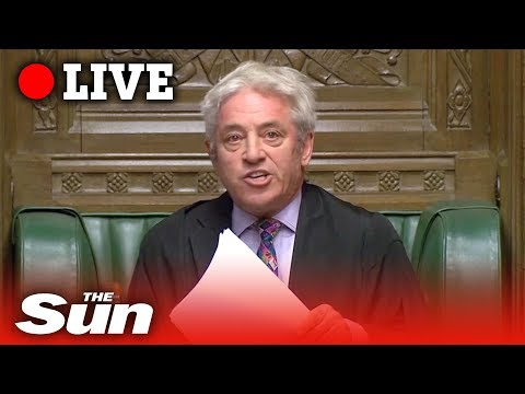 PM presses for a Meaningful Vote TONIGHT | Brexit LIVE
