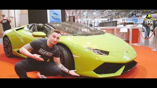 Motor Show2018 z ISAMU  (video WatchThisCar)