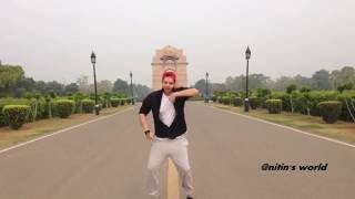 GANI || NITIN'S WORLD || AKHIL || DANCE VIDEO || WELCOME TO THE FUTURE ||