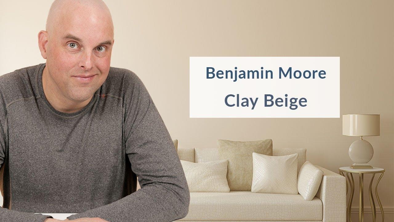 Benjamin Moore Clay Beige Color Review