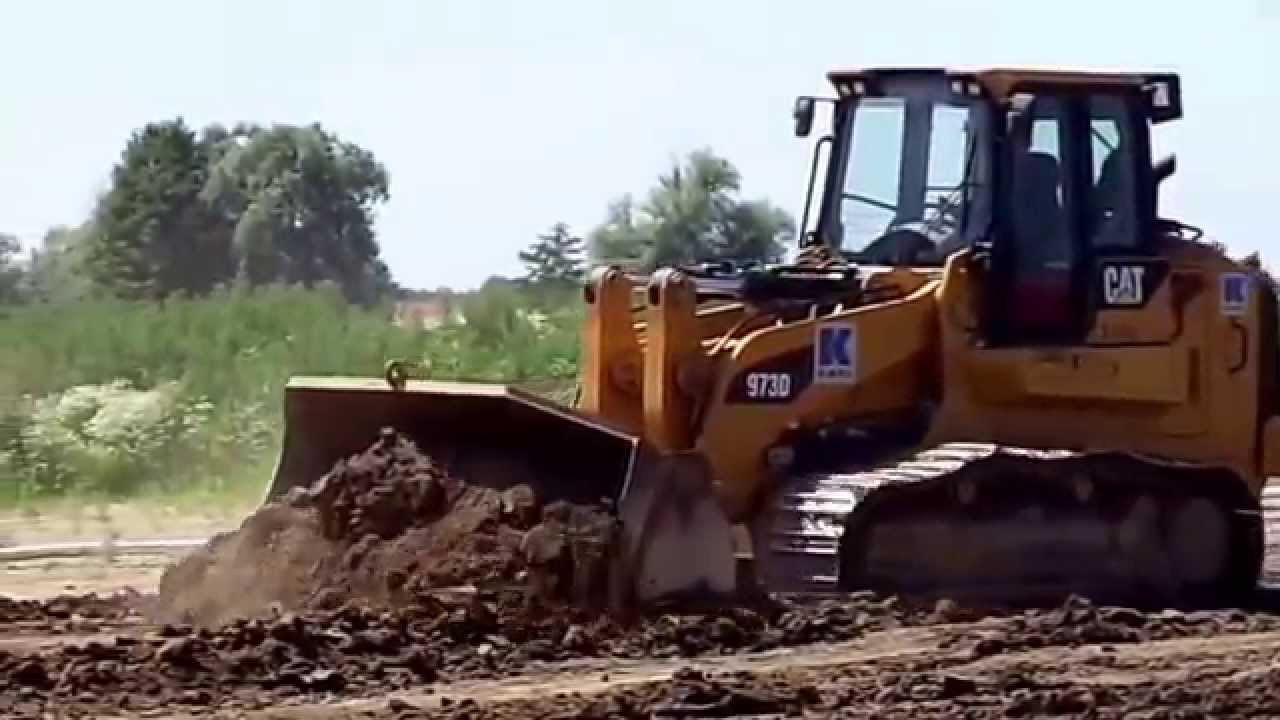 Cat 973 d laderaupe youtube cat 973 d laderaupe publicscrutiny Choice Image