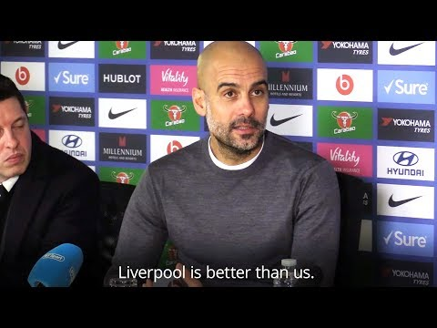 Pep Guardiola - 'Liverpool Are Better Than Us Right Now' Mp3