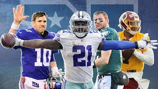 Who makes the NFL playoffs in wide open NFC East? | SportsPulse